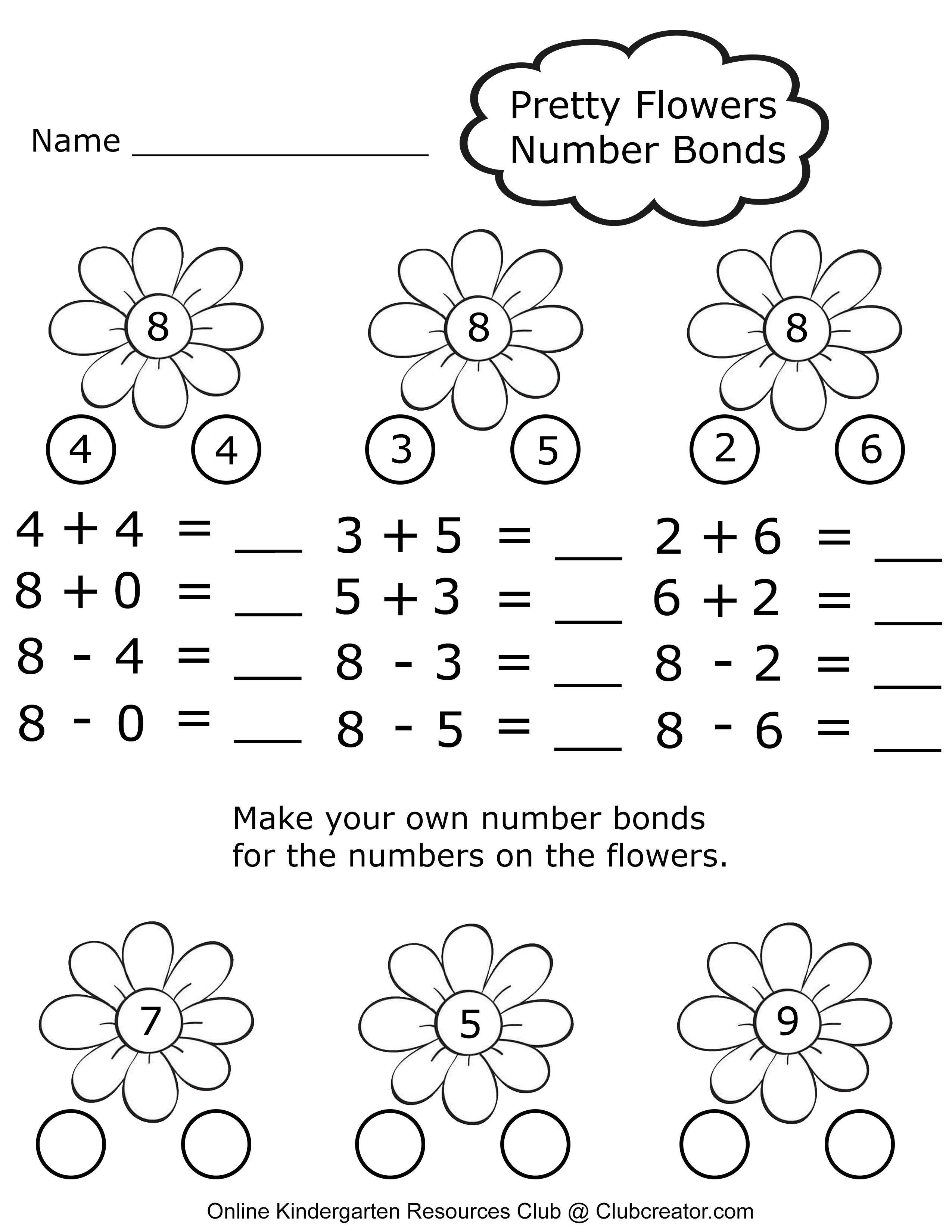 Math Worksheets Homeschool Worksheets
