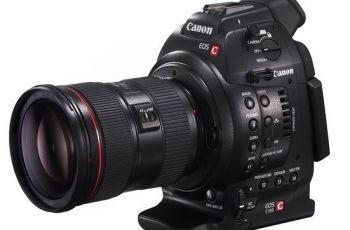 Cámara de Video Canon C100