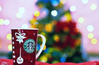 A Merry Coffee Christmas my friends. (Front Page) 9,300 visits to this image. Thank you., por Glenn Waters ぐれんin Japan.