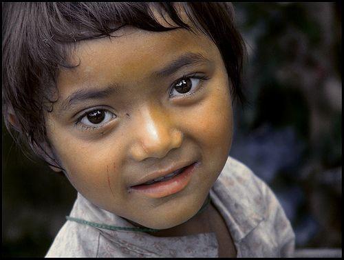 16 A little boy from Yuksum 2, por Sukanto Debnath