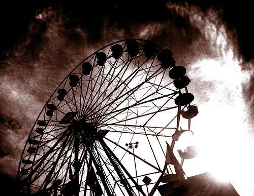 Ferris wheels are not dramatic, por kevin dooley