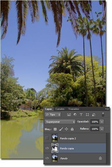 Resaltar los colores de una imagen_