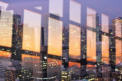 Framing the city, por kevin dooley