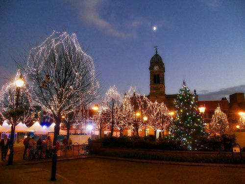 Derby Christmas Lights, por Duncan~