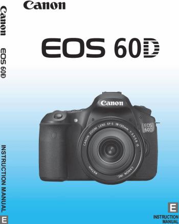 Canon manual de usuario