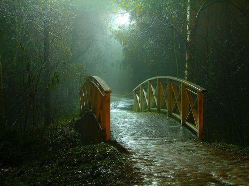 Bridge Over Some Water, por V31S70