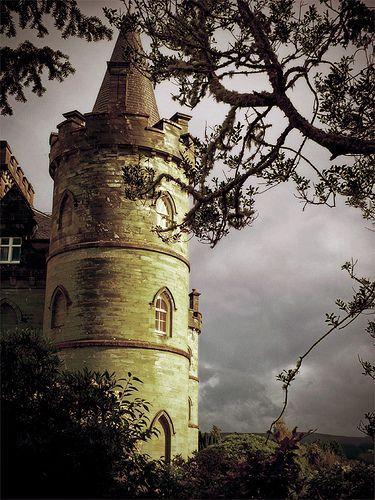 Inveraray castle, por Moyan_Brenn