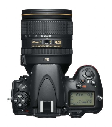 Nikon D800 a Fondo