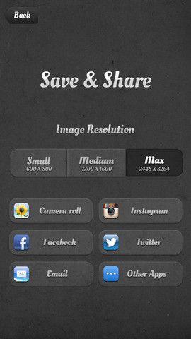 Afterglow - Photo Editor app fotografía