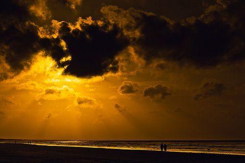 Golden sunshine, por Boudewijn Berends