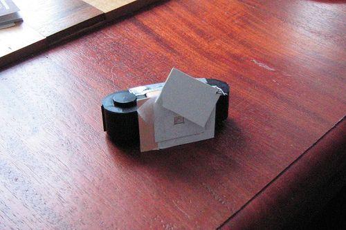 Pinhole Camera #1, por Plutor