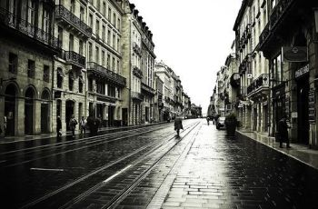 Streets of Bordeaux, por mescon