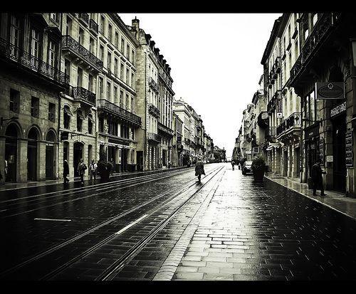 Streets of Bordeaux, por mescon
