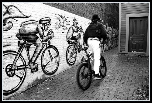 Bicycle Race, por Tony Fischer Photography