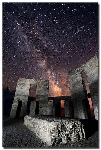 Altar of the Milky Way, por .Bala