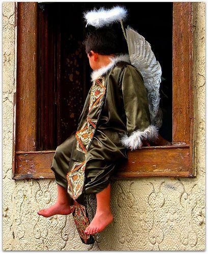 Boa terça... sonhem com os anjos, por Ana_Cotta