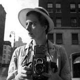 retrato de Vivian Maier