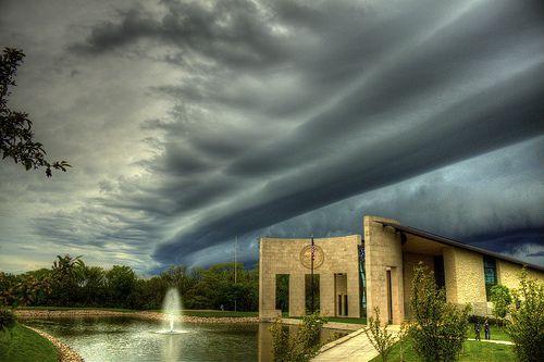 dole center cloud, por David DeHetre