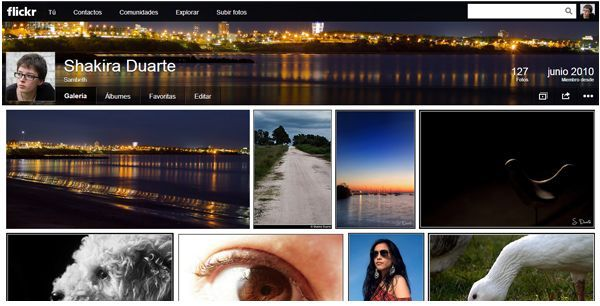 Flickr 05 Perfil