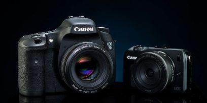 Alex Canon M vs Canon 7D