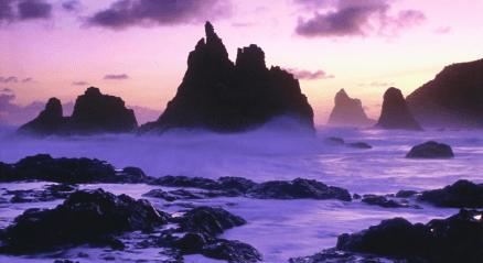 Fotografía creativa del paisaje - la técnica y composición
