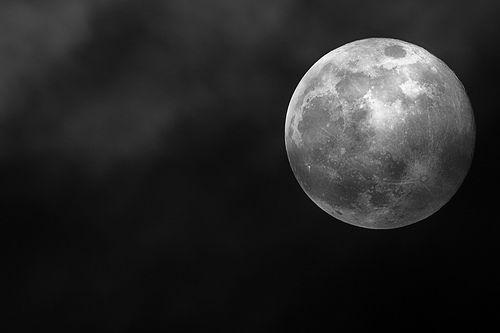 Full Moon at Perigee, por Nick