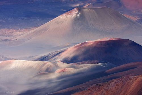 Haleakala National Park, por Andy Simonds