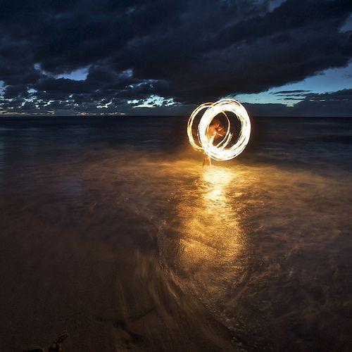 Fire & Water I, por Alexander Kesselaar
