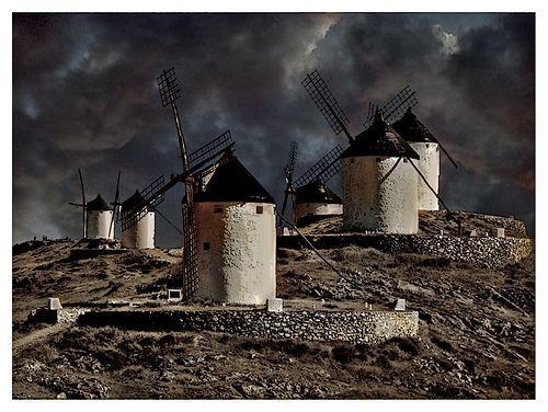 Tribute to Don Quijote, por lapidim