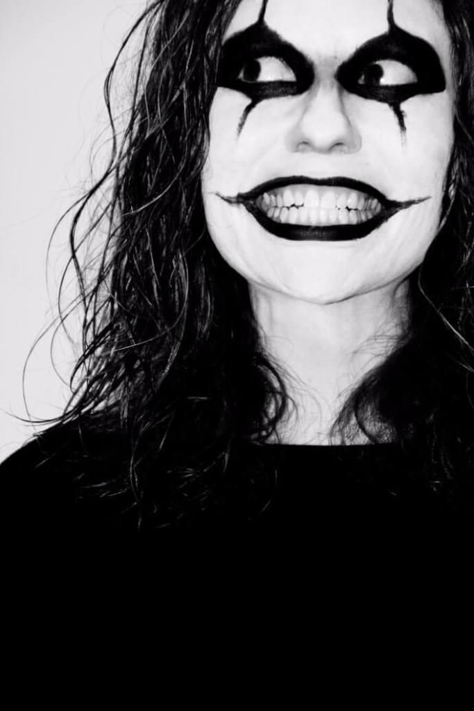sonrisa de halloween