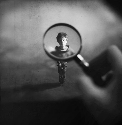 inspecting, por zev