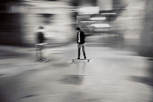 street skating, por rromer