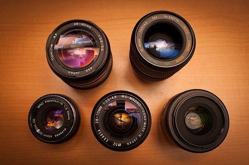objetivos para fotografiar paisajes