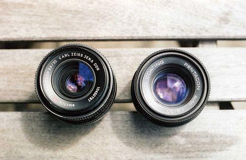 lentes fijos
