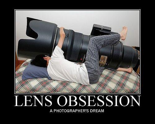 la obsesion del fotografo