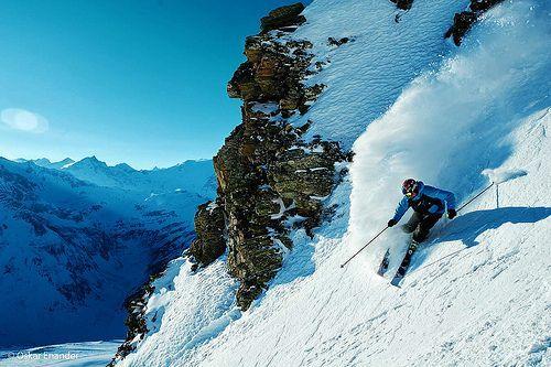 Rider: Daron Rahlves Location: Sport Gestein