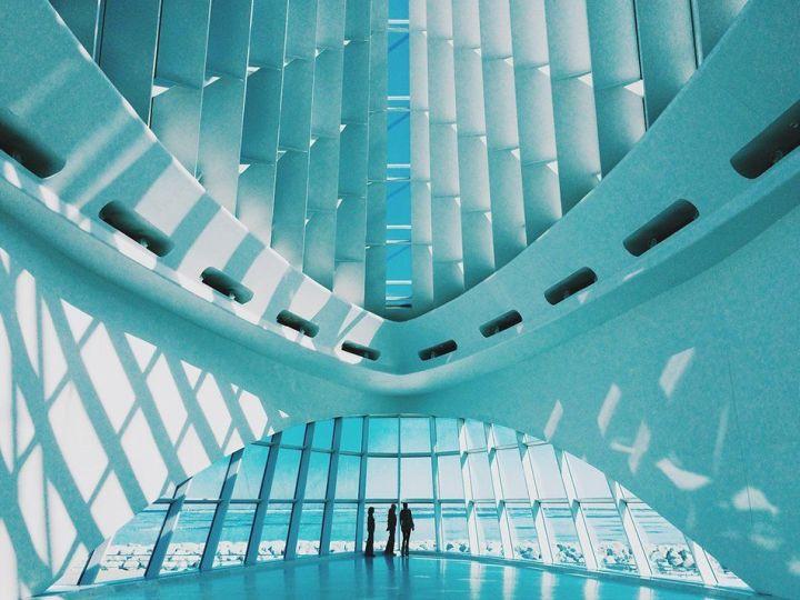 Mejor Foto categoría: Arquitectura de Yilang Peng, de Madison, Wisconsin