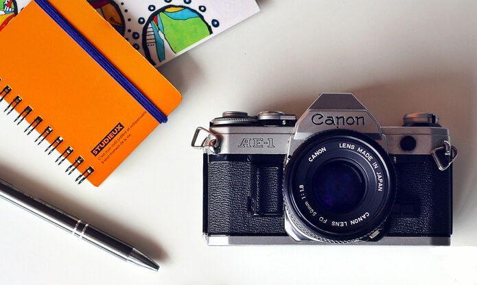 10 ejercicios de fotografía
