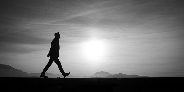 ejercicio de los 100 pasos