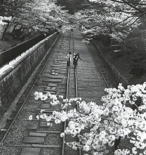 Japon blanco y negro