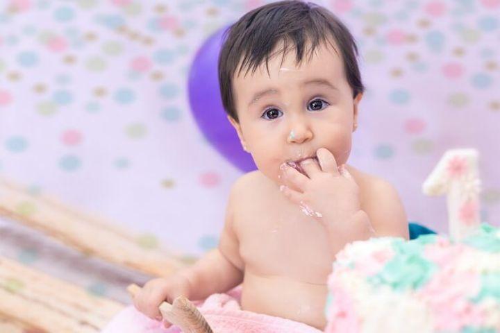 Fotografía a tus hijos mientras comen