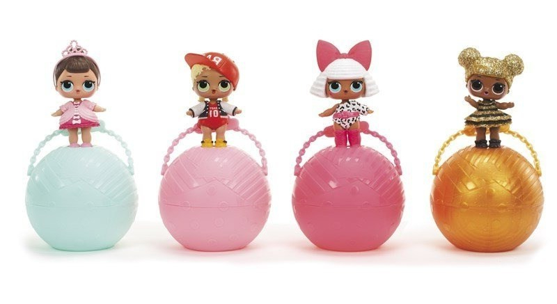 muñecas lol con bola