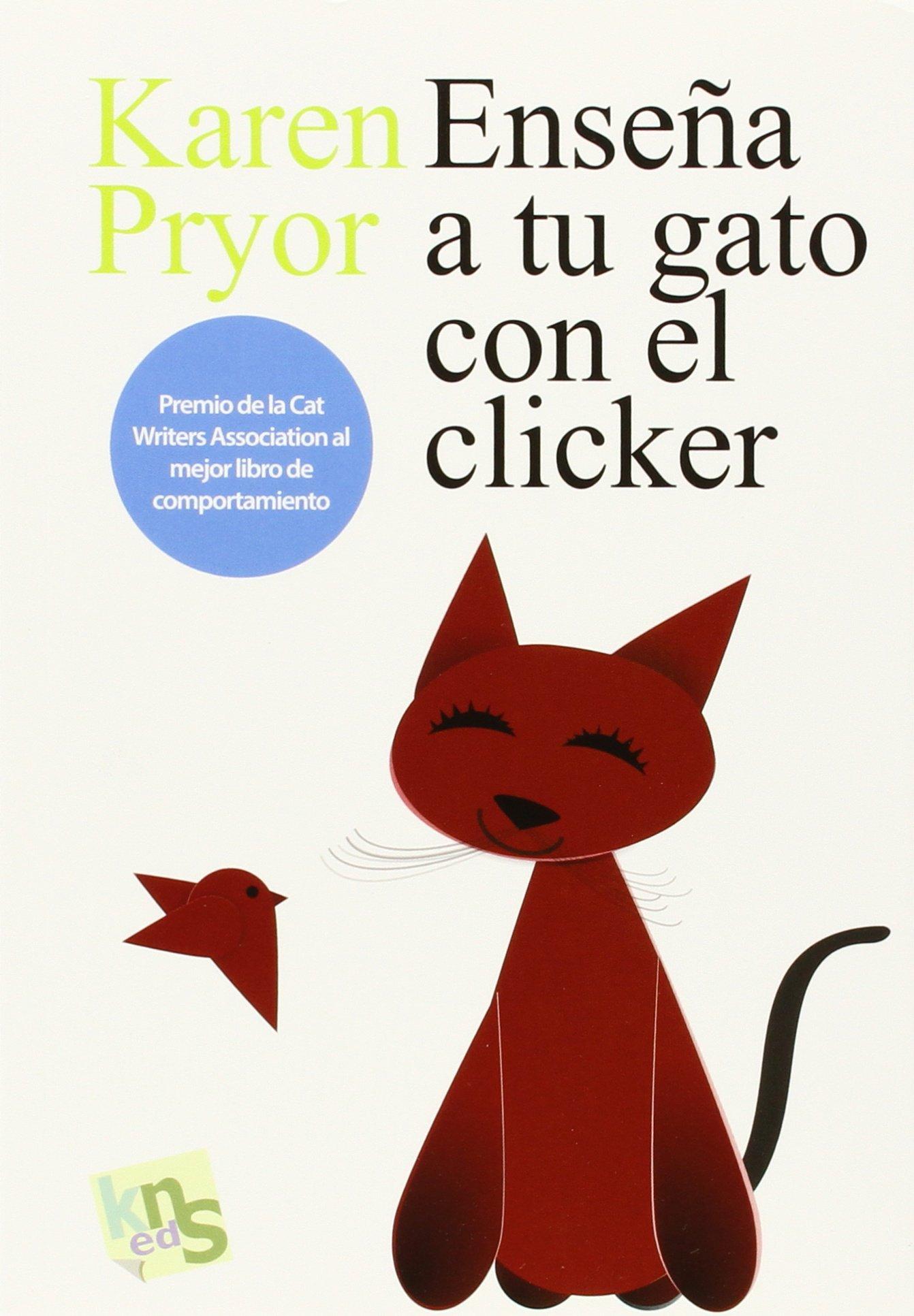 Entrenamiento con clicker para gatos