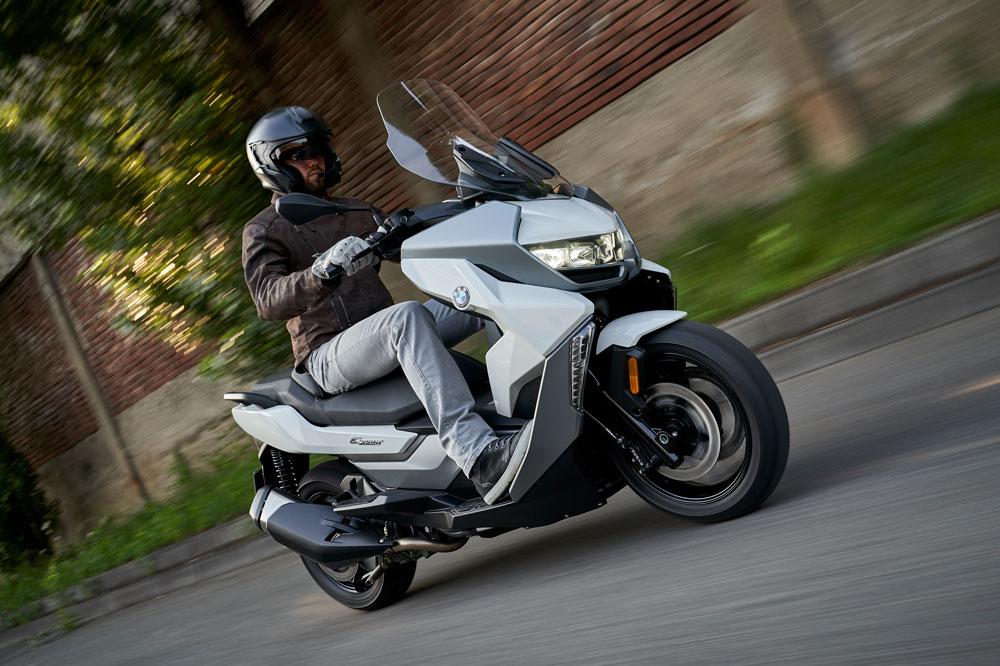 BMW C 400 GT: El scooter gran turismo de tamaño medio