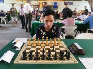 dario gutierrez ajedrez