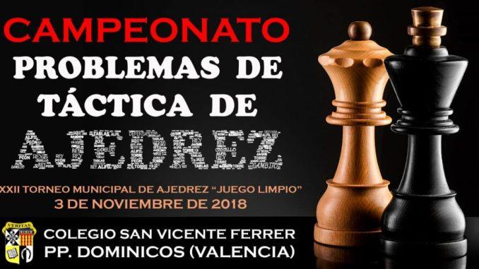 concurso problemas ajedrez