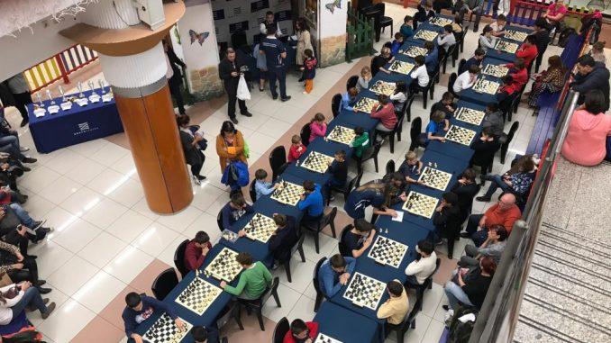 ajedrez escolar nuevo centro