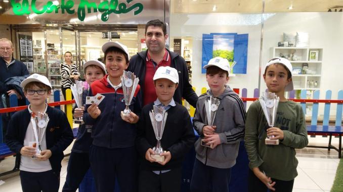 ajedrez nuevo centro ganadores