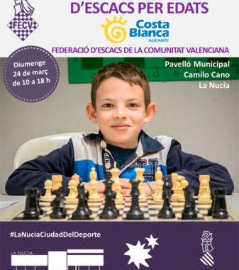 ajedrez edades