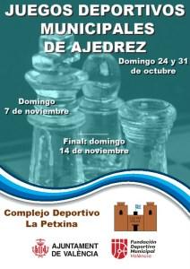 Juegos Deportivos Municipales 2021-2022